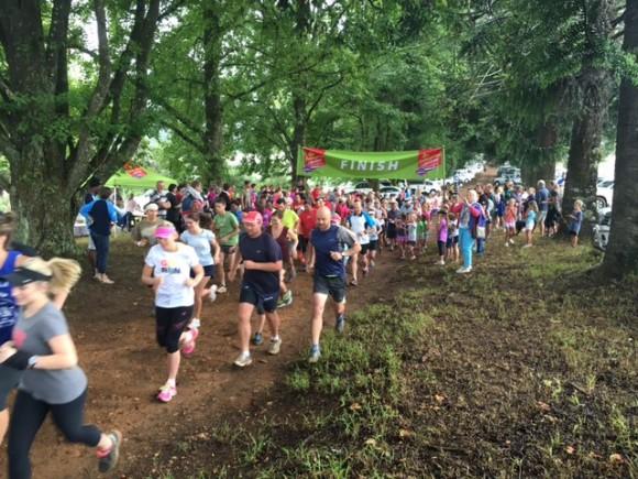 Trail Run 2016